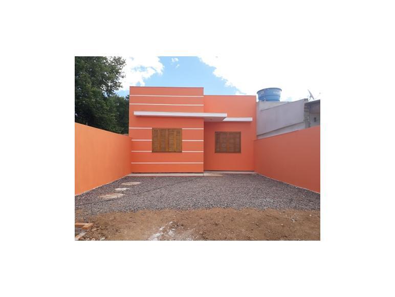 Casa Nova a 1 quadra do Asfalto da Dr. Pena