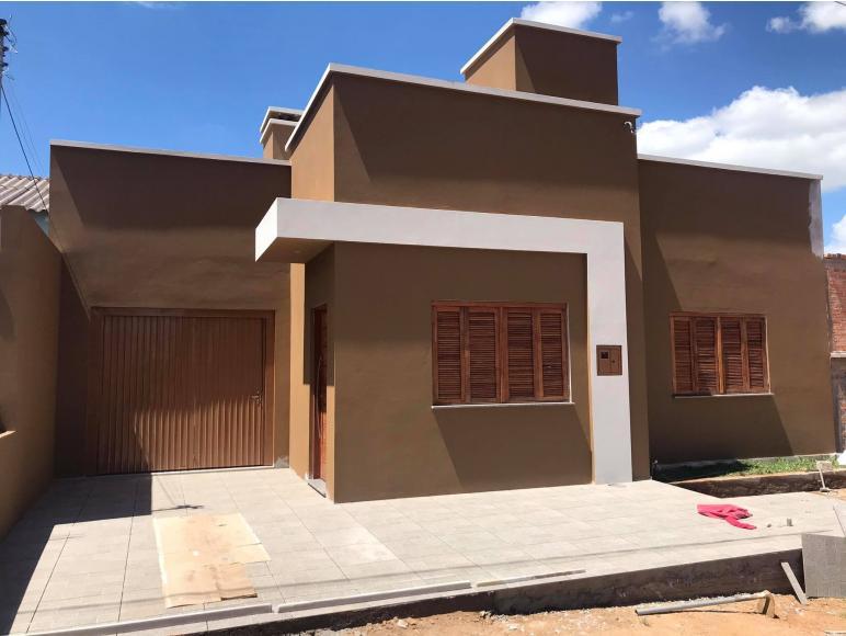 Casa nova com 2 dormit�rios no Bairro Menino Deus